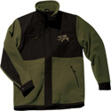 G-Loomis Olive Fleece Performance Jacket