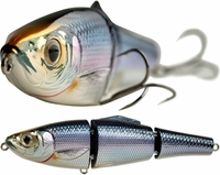 LIVETARGET BBH141SK Blueback Herring Swimbait Lure