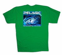 Pelagic 111-G Open Water Series Marlin T-Shirt