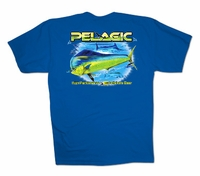 Pelagic 117-RY Open Water Series Dorado T-Shirt