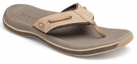 Sperry Top-Sider Men's Santa Cruz Thong Sandal