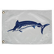 Taylor Made Blue Marlin Fish Flag