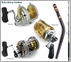 Shimano Tallus Blade 3-Piece Trolling Combos with Aftco Unibutt