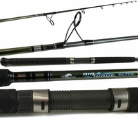Tsunami TSAWEBS-701MHJ Airwaves Elite Braid Spinning Rod