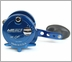 Avet SX 5.3 MC Single Speed Lever Drag Cast Reel Left-Hand Blue