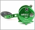 Avet SX 6/4 Raptor 2-Speed Lever Drag Casting Reel Forest Green