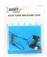 Black Marine RC80 Flat Line Release Clip