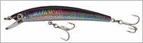 Yo-Zuri F1002 Crystal Minnow Floating Lures