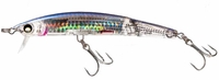 Yo-Zuri F1051 Crystal 3D Minnow Jointed Lures 5-1/4in