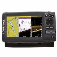 Lowrance  Elite 7 Broadband Combo with Transducer