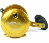 Avet LX 6.0 Single Speed Lever Drag Casting Reels Left Hand