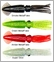 Mold Craft 5716B Squirt Squid Lure 16in Unrigged