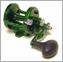 Avet MXL 5.8 Single Speed Lever Drag Casting Reel Forest Green
