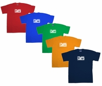 Pelagic Flag Logo T-Shirts