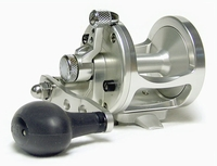 Avet MXL 5.8 MC Single Speed Lever Drag Casting Reel Left-Hand Silver