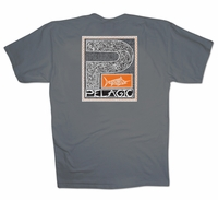 Pelagic OCP Tribal P Logo  T-Shirts