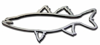 Stickerup Fish Series Snook Decal