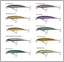 Yo-Zuri F1016 Pins Minnow Lure Floating 3-1/2in