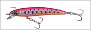 Yo-Zuri F1018 Pins Minnow Lure Sinking 2-3/4in