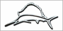 Stickerup Fish Series Sailfish Decal