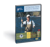 Scientific Anglers Introduction to Fly Casting with Brian and Judith O'Keefe DVD