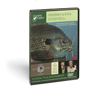 Scientific Anglers Panfish and Bass with Larry Dahlberg DVD