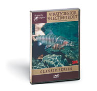 Scientific Anglers Strategies for Selective Trout DVD
