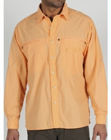 Exofficio 1101-0580 F11 3050 Men's Reef Runner L/S Shirt