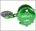 Avet MXJ 6/4 2-Speed Lever Drag Casting Reel Forest Green