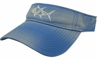 Salt Life Tribal Fish Visor