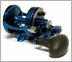 Avet MXL 6/4 Raptor 2-Speed Lever Drag Casting Reel Blue