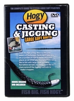 Casting and Jigging Large Soft Baits with Capt. Mike Hogan