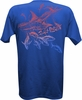 Salt Life SLM050 Mens Mahi Craze Collage SS Tees