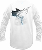 Salt Life Men's Sail Craze SLX Performance LS Pocket Tees