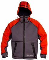 Stormr R215MF-12 Mens Typhoon Jacket Safety Orange