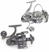 Accurate TwinSpin Spinning Reels