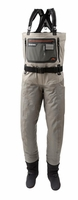 Simms 10330-281 Sand Stockingfoot Headwader