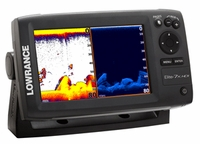 Lowrance Elite-7X HDI Sounder No Transducer