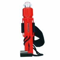 ACR 3355 C-Light with C-Clip Life Preserver Signaling Emergency Light