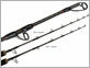 Black Hole Cape Cod Special Acid Wrapped/Spiral Guide Jigging Rods