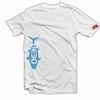Deep Ocean White Tuna T-Shirt Large