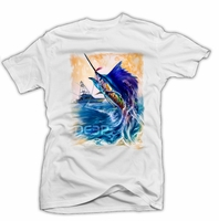Deep Ocean Sailfish T-Shirt
