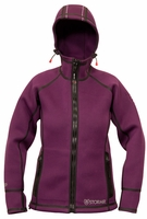 Stormr R215WF-99 Womens Typhoon Jacket Plum