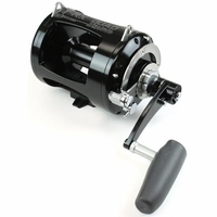Avet TR-X 50W 2-Speed Lever Drag Big Game Reel Black