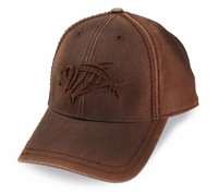 Gloomis Adjustable Cap Heavy Wash Brown