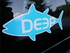 Deep Ocean Tuna Sticker