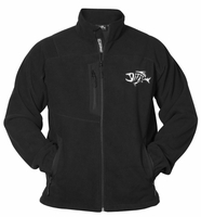 G-Loomis Bonded Fleece Jacket GOUT100BLK