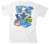 36North Collage Pocket Tees
