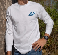 36North 2985 Long Sleeve Stacked T-Shirt