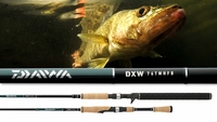 Daiwa DXW661MXS DXW Walleye Spinning Rod